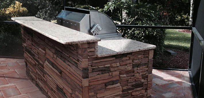 Outdoor Kitchens Tropica Designs
